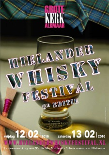 Hielander Whisky Festival 2016 advertentie
