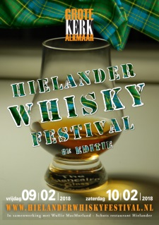 Hielander Whisky Festival 2018 advertentie